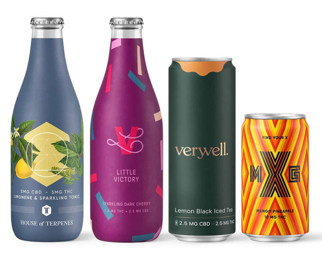 Hexo Corp и Molson Coors выпустили напитки на основе канабиса