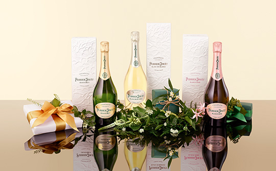 Шампанское Perrier-Jouët
