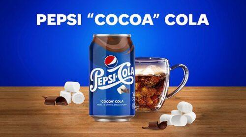 "Pepsi запускает новый напиток - ""Cocoa-Cola"